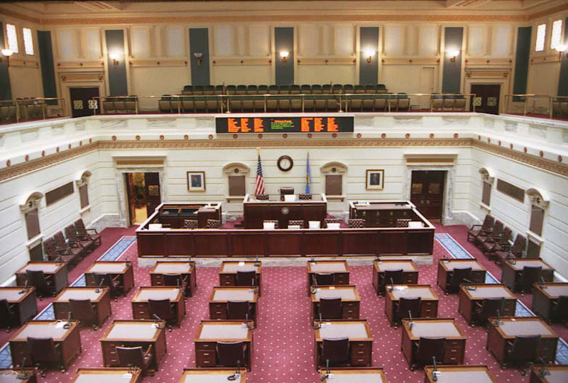 Oklahoma Legislature - Home Page